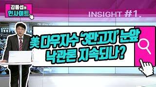 [김동섭의 인사이트] 美 다우지수