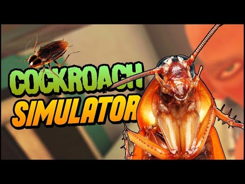 COCKY ROACH GETS COOKED! | Cockroach Simulator Funny Moments