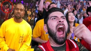 FANS REACT TO KOBES FINAL GAME!!