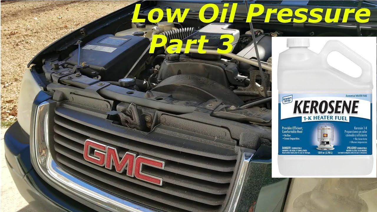 Diagnosing Envoy Low Oil Pressure Part 3 Youtube