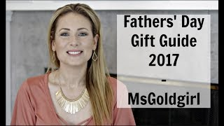Father's day gift guide | msgoldgirl