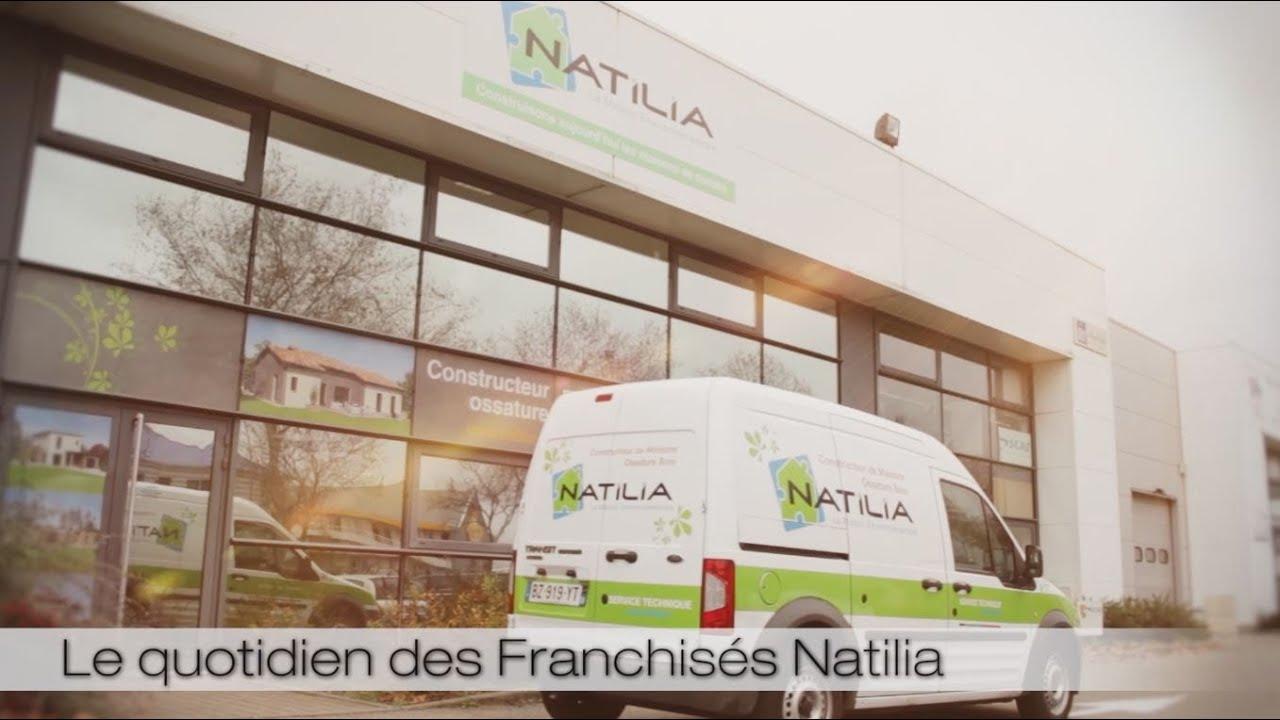 Être Franchisé Natilia, Le Quotidien Du0027une Agence