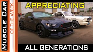Appreciating All Generations - Muscle Car Of The Week Episode #358