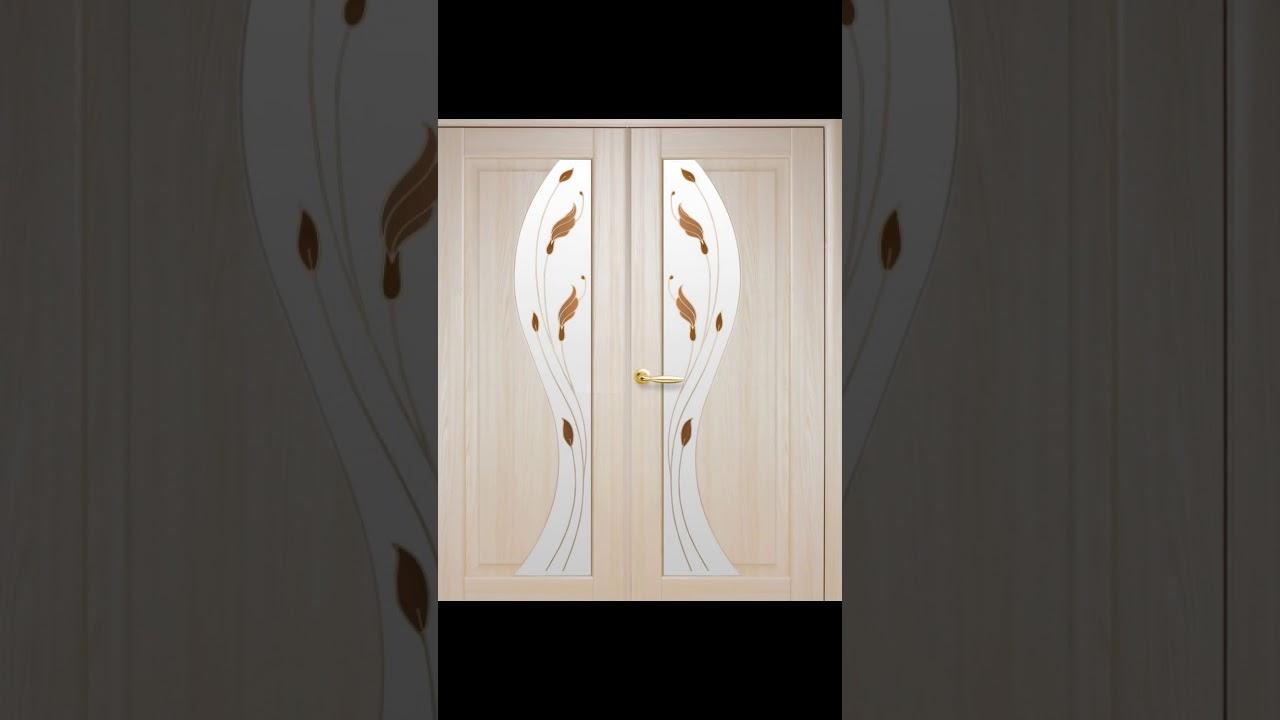 Двери межкомнатные двустворчатые ТМ Новый Стиль - YouTube