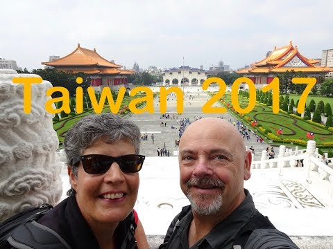 Taiwan 2017 (Nederlands / Dutch)