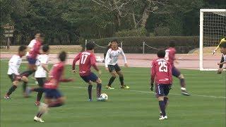 ファジアーノ岡山がJFL最強チームと練習試合 チャンス生かしきれず敗戦