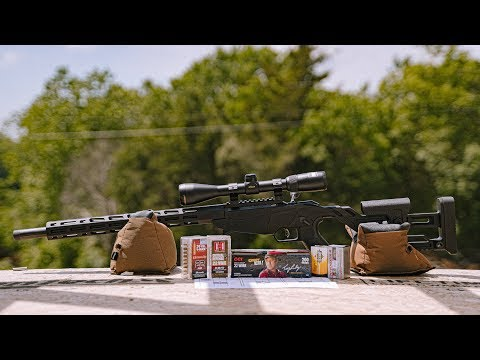 Ruger Precision Rimfire 22mag - Chuckin TV Review - Out Of The Box Accuracy Test