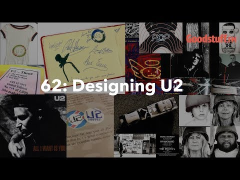 The @atU2 Podcast #62: Designing U2 Over the Years