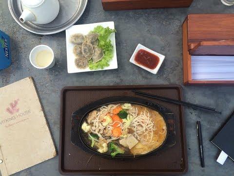 VEGETARIAN FOOD - Cambodia