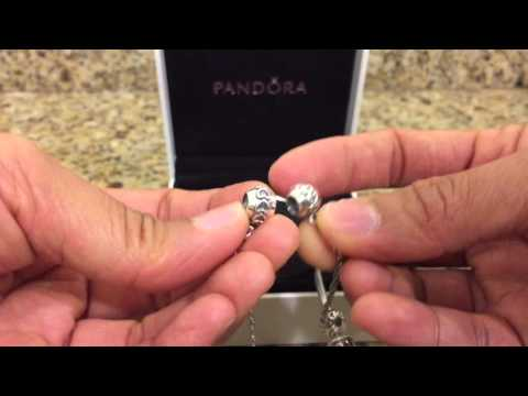 Pandora Style Love Connection Safety Lock by Hensom