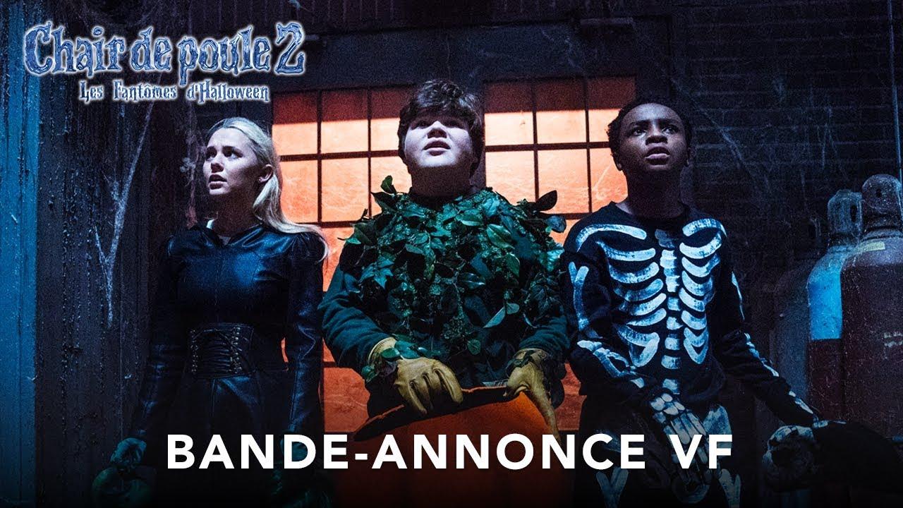 Chair De Poule 2 : Les Fantômes d'Halloween - Bande-annonce - VF