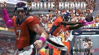 Madden NFL 17 - Billie Bravo (QB) Career Mode EP23 - Season 2, Week 6 vs Kansas City Chiefs