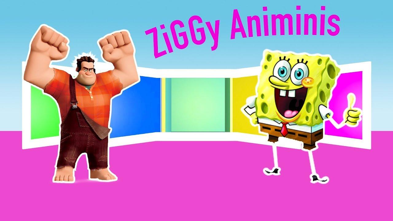 Ziggy Animinis - Game