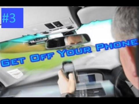 #3 Other Dash Cam Events - Van Driver Driven to Distraction