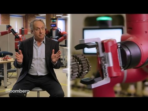 This Collaborative Robot Works Alongside Humans to Increase Productivity
