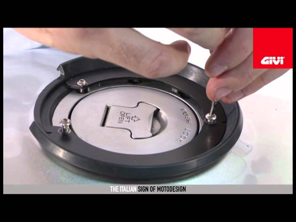 Givi TankLock System for tank bags