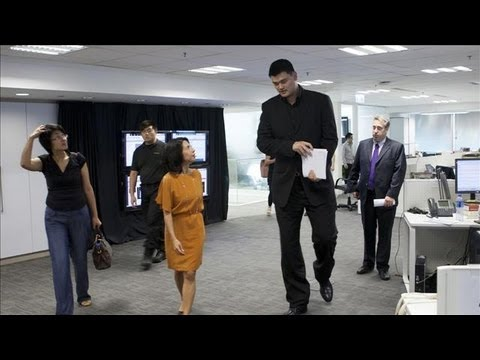 The Business of Being Yao Ming (and His Advice to Jeremy Lin)