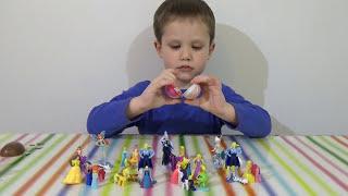 /ЗАВЕРШЕНО/ Дарим девочкам Подарки к 8 Марта игрушки киндер сюрприз Чупа Чупс Заини