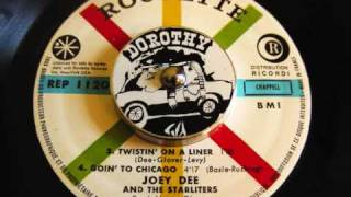 Joey Dee And The Starliters - Twistin