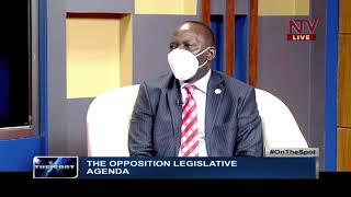 The opposition legislative agenda | ON THE SPOT