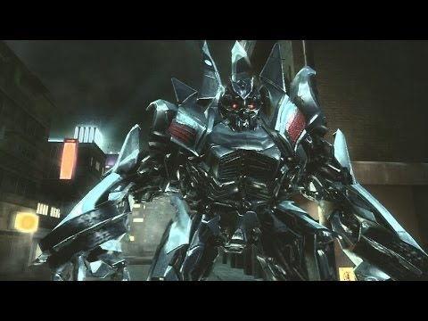 Transformers: Revenge of the Fallen - Walkthrough Part 2 - Shanghai Construction: The Battle Begins