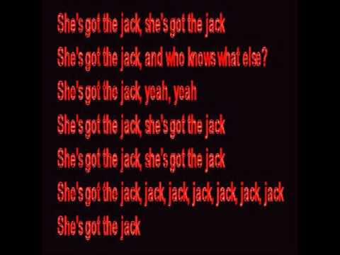 ACDC The Jack Lyrics