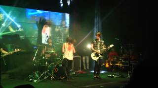 Against The Current - Infinity Live in Jakarta 270814