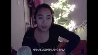"""""""Panaginip Lang Pala"""" Lyric Video  - Pamela Yulo"""