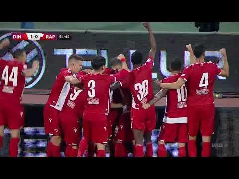 Dinamo Bucharest Rapid Bucharest Goals And Highlights