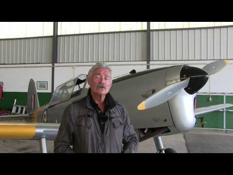 Interview with Chris Bolton on the Royal Navy F-4 Phantom Part 1