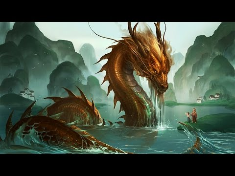 Epic Chinese Music - Chinese Dragon