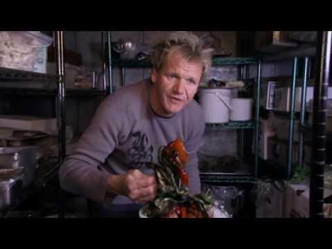 Broken Fridge And Rotten Food Kitchen Nightmares Youtube