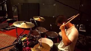 RECORDING REGGAE DRUM - (studio session)