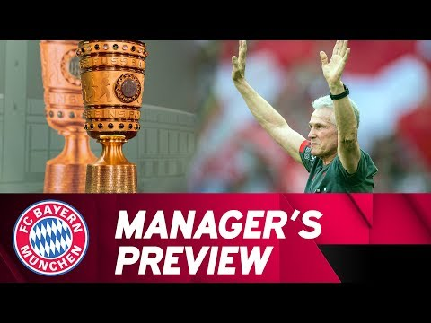LIVE 🔴 | FC Bayern Manager's Preview w/ Mats Hummels & Jupp Heynckes | DFB Pokal Finale