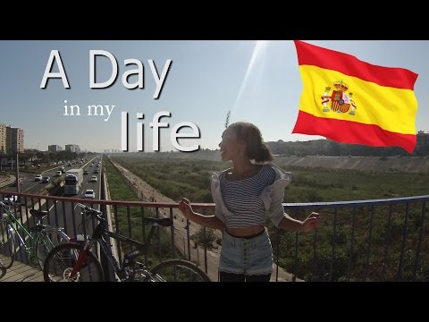 A Day In My Life In Spain (Valencia) ♥
