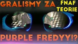 Five Nights At Freddy's 3 - Gralismy za Purple Freddy?