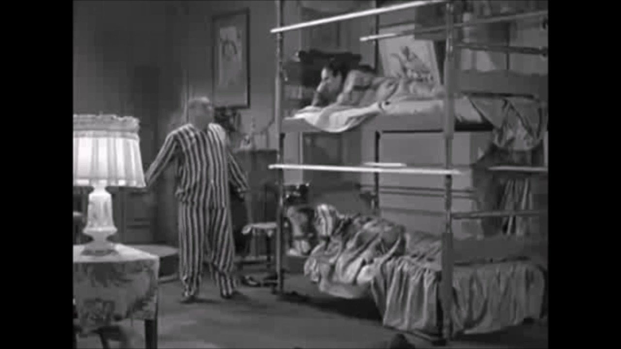 The Three Stooges Bunk Bed Collapse Wtf Boom Youtube