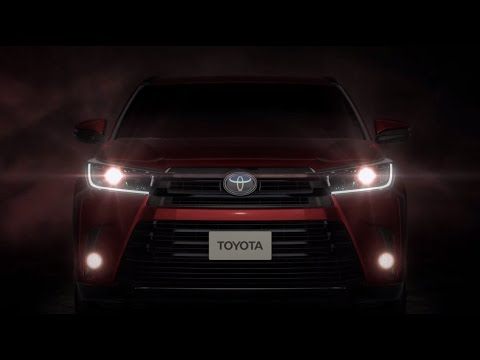 toyota highlander all new 8 speed automatic transmission direct shift 8at youtube. Black Bedroom Furniture Sets. Home Design Ideas