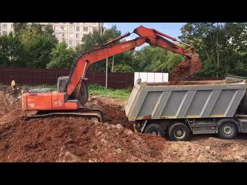 Вывоз грунта Москва Солнцево