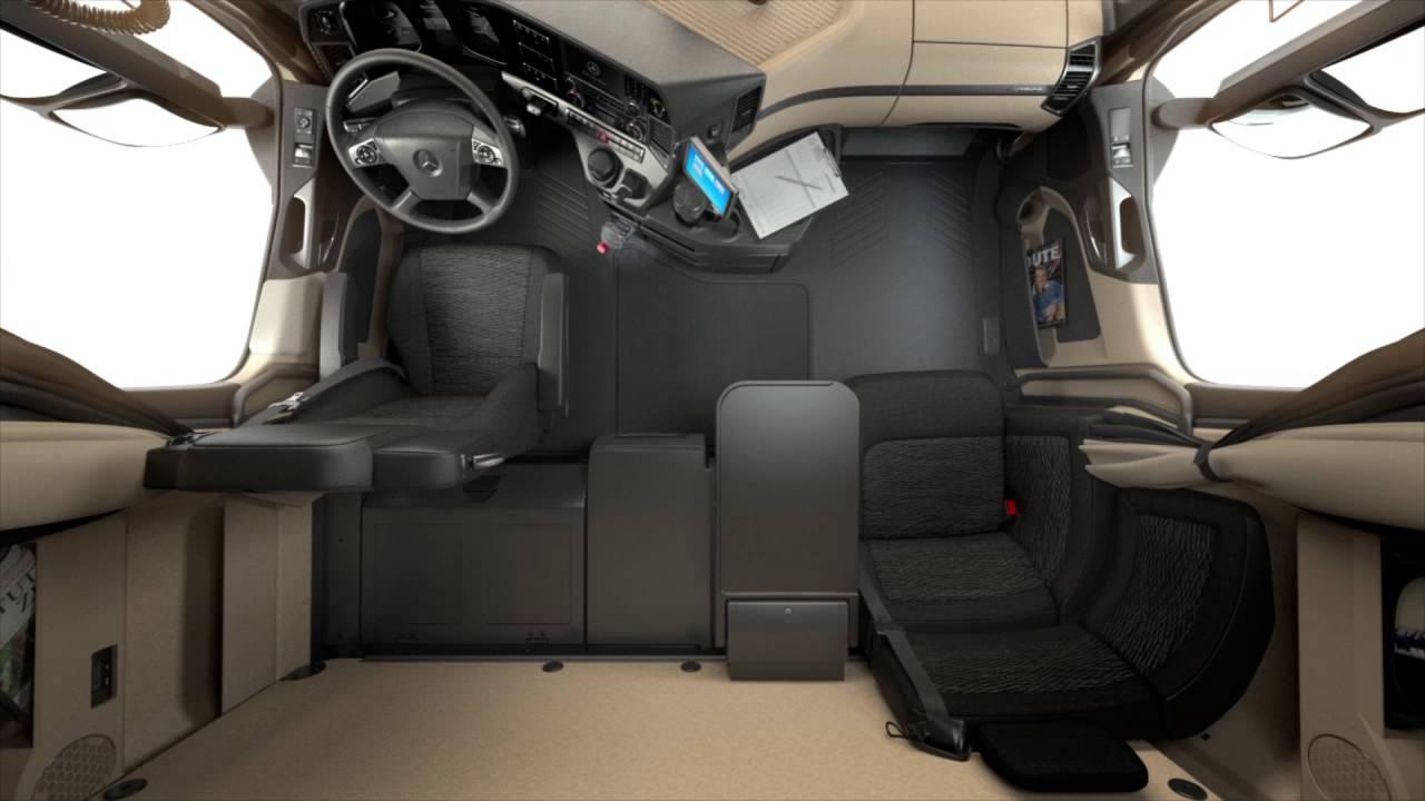 Mercedes Benz Truck >> Mercedes-Benz Actros. SoloStar Concept. - YouTube