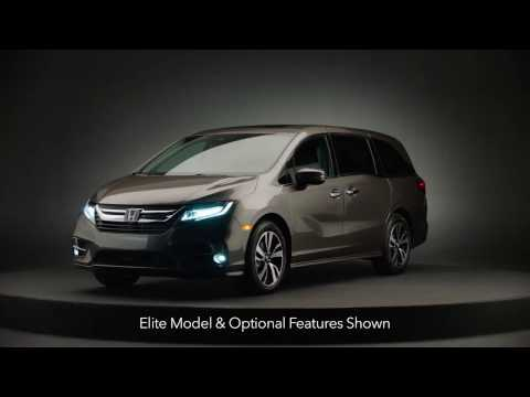 2018 Honda Odyssey Key Features Overview
