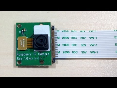 Raspberry Pi - Camera Tutorial...