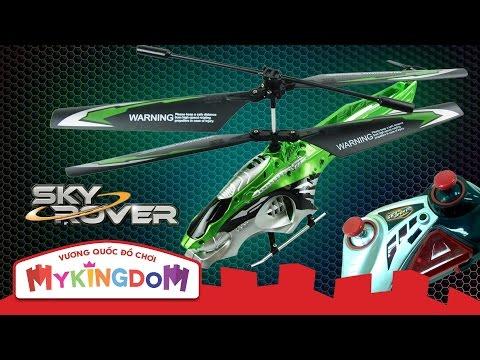 Đồ chơi Sky Rover - Hướng dẫn sử dụng máy bay điều khiển từ xa Phantom