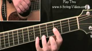 As Time Goes By Fingerstyle Guitar Arrangement