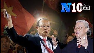 TT Nguyễn Xuân Phúc : Cần Phát Huy Tinh Thần Park Hang-seo ? Cái gì xảy ra khi Ngư Lội TQ Ở Việt Nam