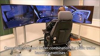Creanex Vehicle Simulator