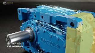 WEG-CESTARI - WCG50 gearboxes