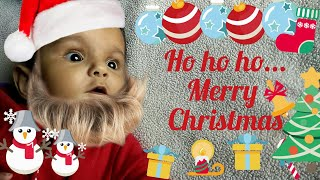 🎅Full entertainment- Must watch-Jingle Bells Song in Funny Bhojpuri funny baby  -2017🎅
