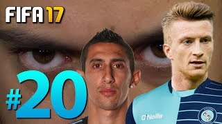 FIFA 17 Yeni Kariyer #20: SÜPER YILDIZ OYUNCULAR!