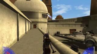 Star Wars: Jedi Knight - Jedi Academy - Gameplay